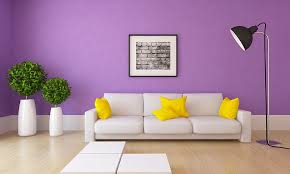 purple wall paint colours for your home
