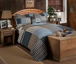 rough hewn rustic hunting lodge bedding home decoration bonton