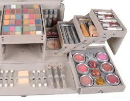 max touch vanity case makeup kit mt 2200
