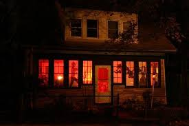 halloween lighting ideas. Halloween Front Yard Decoration Ideas Lighting :
