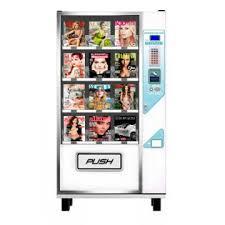 Vending Machine Manufacturers Europe Unique KVMS48 BookMagazine China Book Vending Machine Magazine Vending