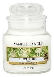 <b>Ароматическая свеча Linden Tree</b> Yankee Candle купить в Москве ...