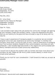 nurse case manager cover letter the example shows how to write a business letter for cover letter for manager position