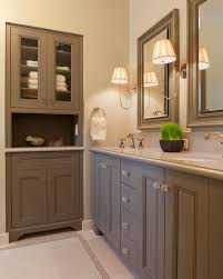furniture recommended built in bathroom cabinets by diy diy built