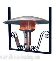 sunglo a244v hanging gas patio heater