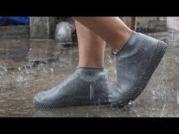 Silicone <b>Shoe Covers</b> Review 2019 - <b>Waterproof</b>, <b>Non</b>-<b>Slip</b>, Reusable