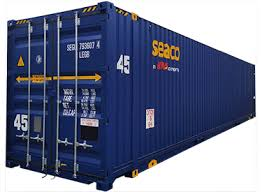 Seaco Global - 45ft High Cube Palletwide Containers