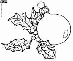 Kleurplaten Kerstballen Kleurplaat