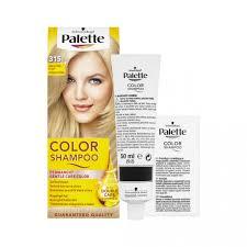 Schwarzkopf Palette Color Shampoo Barva Na Vlasy 315 Perleťově