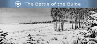 Battle Of The Bulge Casualties Chart Battle Of The Bulge U S Army Center Of Military History