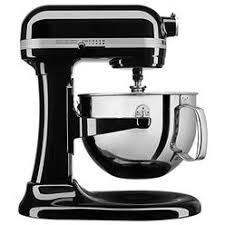 S KitchenAid KL26M1XOB Professional 6Qt BowlLift Stand Mixer  Onyx Black