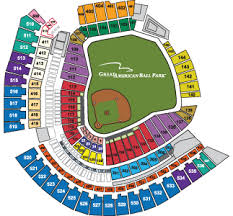 Cincinnati Reds Seating Chart Single Game Reds Tickets Buy Online At Reds Com Reds