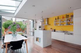 3 decorating ideas kitchen source yellow accent wall