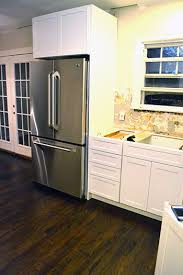white fridge in kitchen. reunited and it feels so good white fridge in kitchen