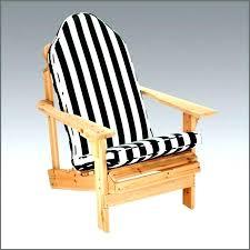 sunbrella adirondack chair cushions chair cushions x in how to clean sunbrella patio furniture cushions
