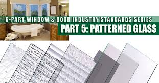 patterned glass windows make your long