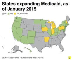 The Battle Over Medicaid Expansion In 2013 And 2014