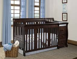 cribs with mattress included cherry wood crib cherry wood crib with changing table