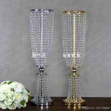 chandelier centerpieces for glass candelabra table