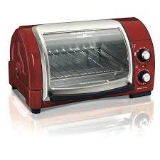 hamilton beach countertop oven easy reach toaster oven with roll top door hamilton beach countertop oven