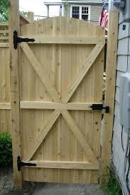 fence gate design. Best Fence Gate Design Building A Wood Door Wooden I