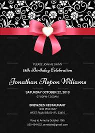 invitation templates for th birthday party fresh th birthday party invitation templates free invitation of