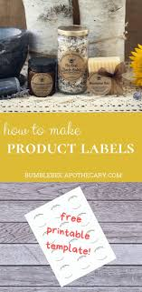Product Label Design Online How To Make Product Labels Labels Freelabeltemplate