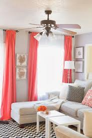 Small Picture The 25 best Coral curtains ideas on Pinterest Gray coral