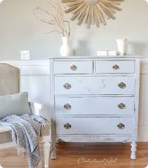 centsational girl painting furniture. Dresser By Centsational Girl With A Custom Chalk Paint® Color For An Ethereal And Light Painting Furniture