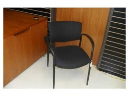 used steelcase chairs black desk office with regard to modern