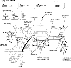 honda civic dx how to remove the front dash on a 98 honda 96 Honda Civic Fuse Wiring 96 Honda Civic Fuse Wiring #75 1996 honda civic fuse box diagram