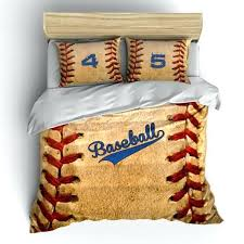 baseball bed sets vintage baseball theme bedding set duvet or comforter baseball bed set twin