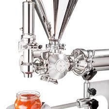 Dosatore per prodotti ad alta viscosità di acqua di colla