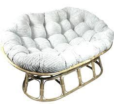 replacement papasan chair cushion replacement chair cushion