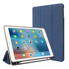 Ipad Pro 97 Case With Pencil Holder Beauteous Amazon New IPad 600600 600 60th Generation Case IPad Pro 600600 Case