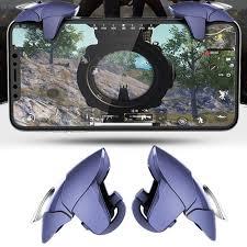 <b>2PCS</b> Metal <b>Mobile</b> Shark Gamepad Joystick for PUBG <b>Mobile</b> ...
