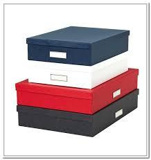 Decorative Paper Storage Boxes With Lids