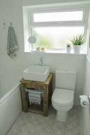 reclaimed wood vanity unit