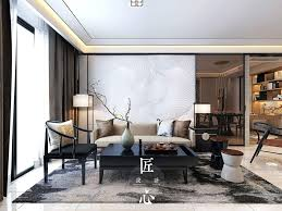 Decorations:Oriental Style Home Decor Two Modern Interiors Inspired By  Traditional Chinese Decor Image On