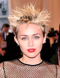 Miley Cyrus Hair Style miley cyrus crazy hair shows shes one to break the rules 5095 by wearticles.com