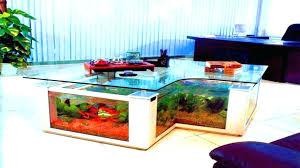 large size of desk fish tank office aquarium desktop kit with led lighting 5 hutch used
