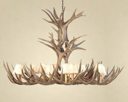 deer antler chandelier real antler lamps how to make a whitetail deer antler chandelier
