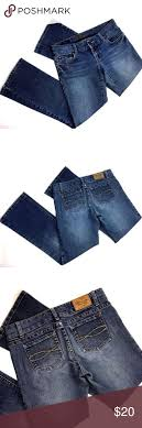 Bluenotes Womens Jeans Size 29 Low Rise Bootcut Bluenotes