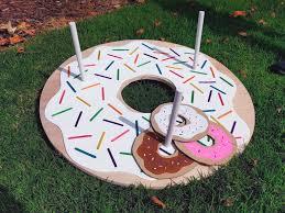 donut donut ring toss game ring toss game diy ring toss