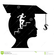 career after graduation stock illustration image  career after graduation