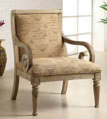 alenya quartz track arm exposed wood accent chair throughout accent chairs with wood arms prepare