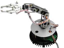 ai and manufacturing concepts can be explored with a desktop robotic arm