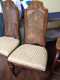 best 25 cane back chairs ideas on how to reupholster within cane back dining room chairs prepare