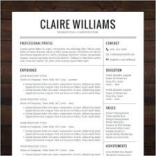 Pages Resume Templates Free Inspiration Pages Resume Templates Free Resume Template Download Mac Classic