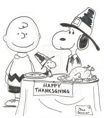 Charlie Brown Thanksgiving Coloring Page Página Para Colorear